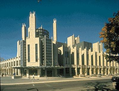 Bibliothèque de l'Université Queen