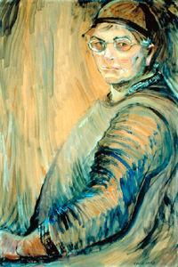 Autoportrait, 1938-1939