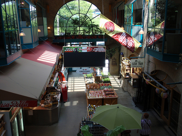 The Forks Market, Winnipeg