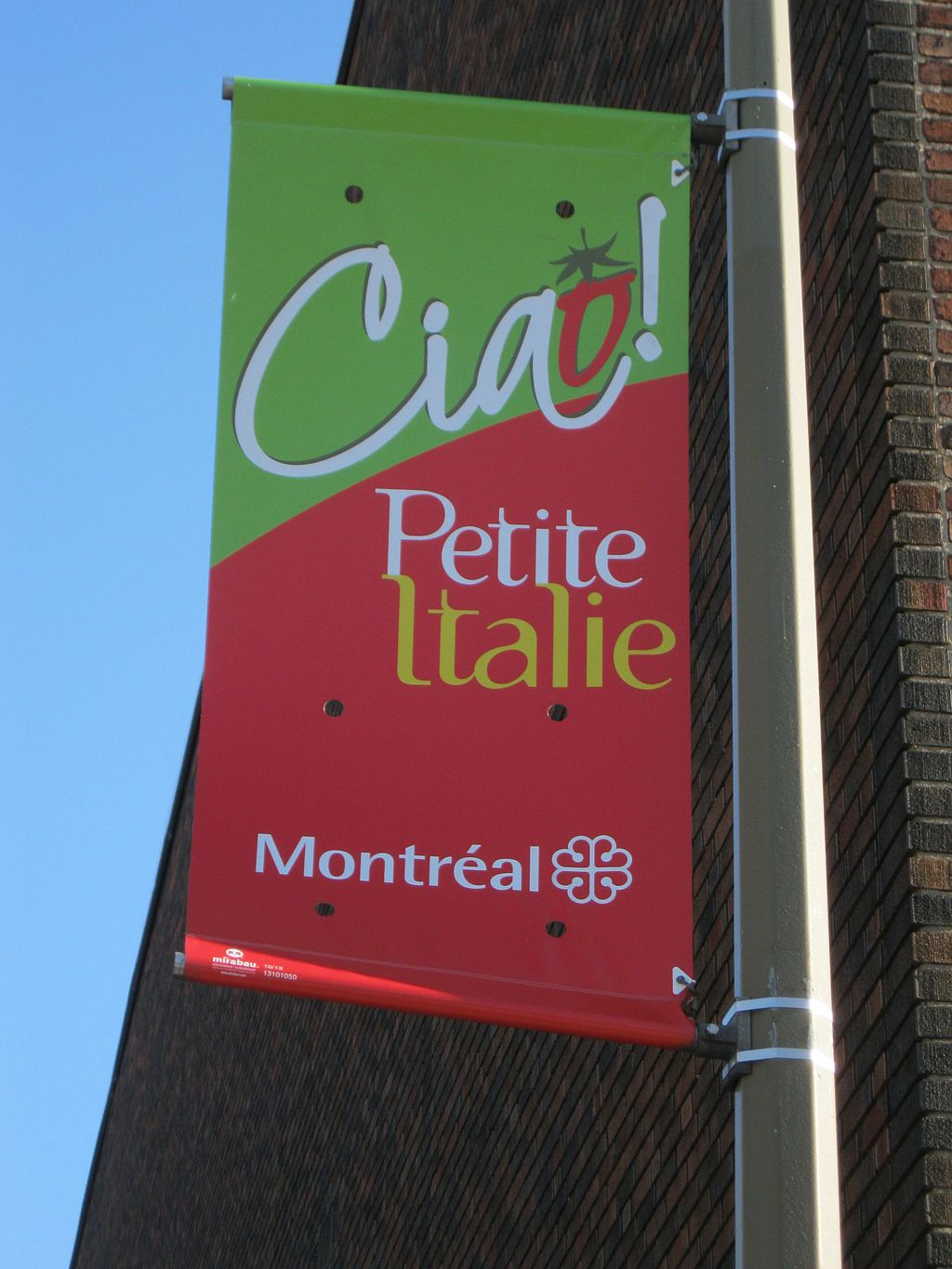 Montreal Little Italy