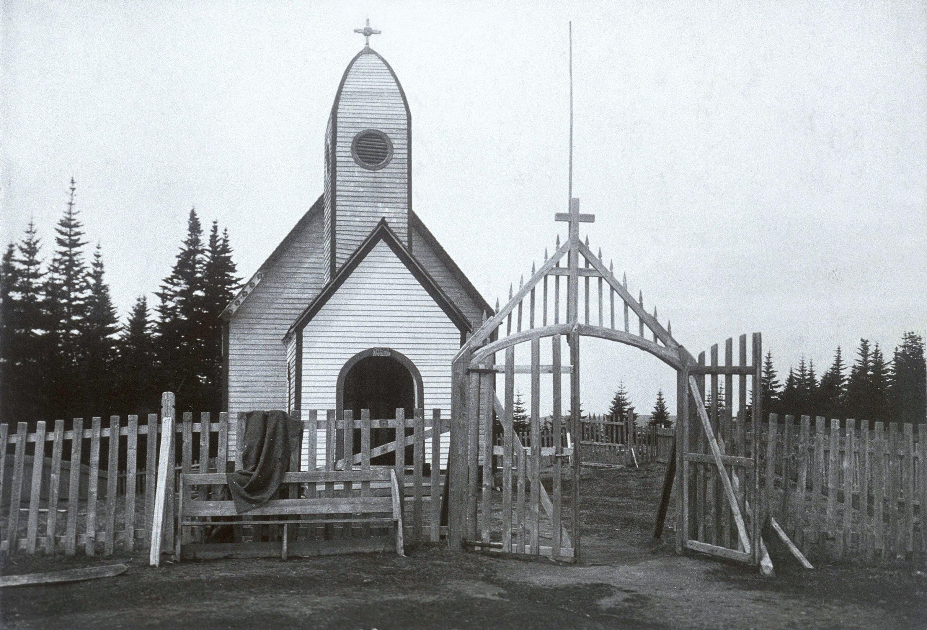 Mi'kmaq chapel