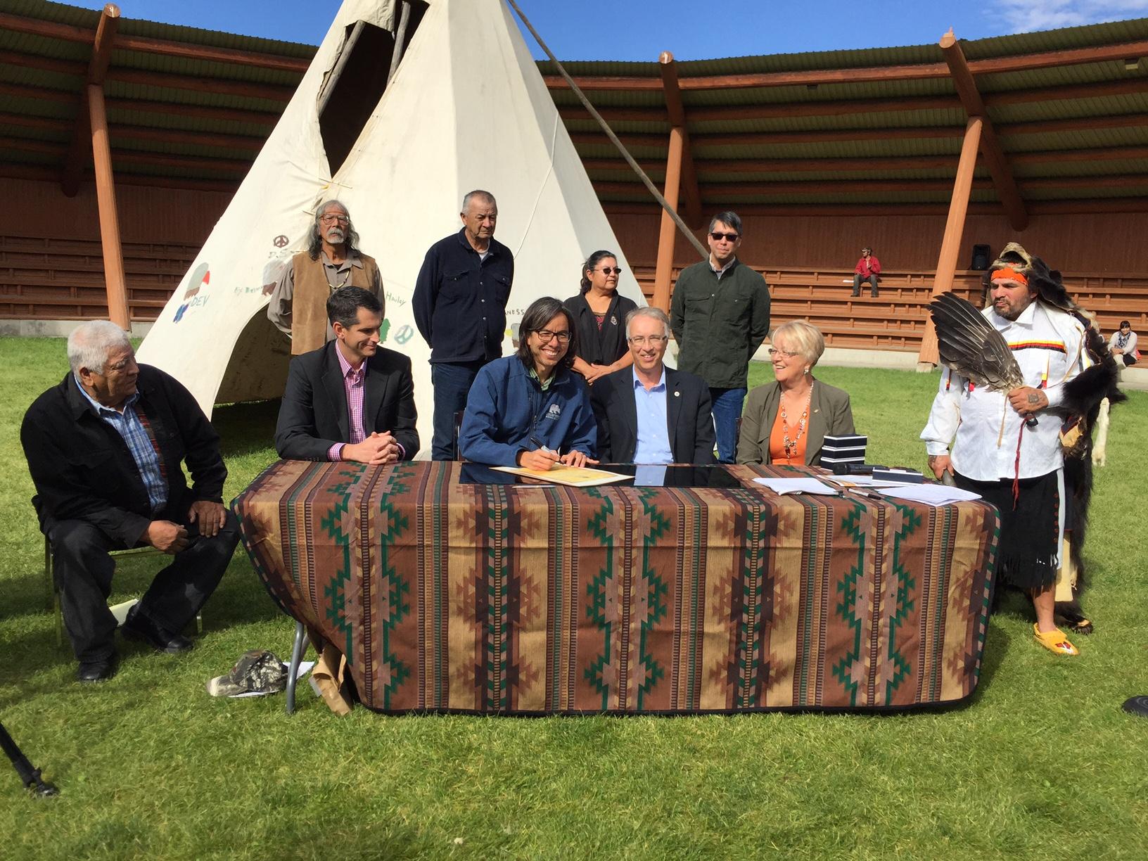 Bande indienne de Lower Nicola (Scw'exmx)