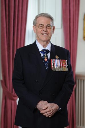 John Grant, lieutenant-gouverneur