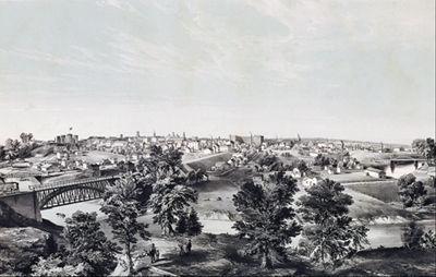 London, 1855