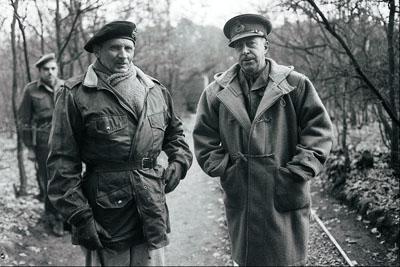 Montgomery and Crerar