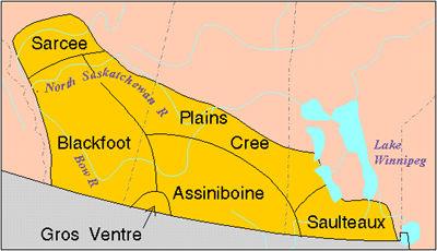 Autochtones : les Plaines
