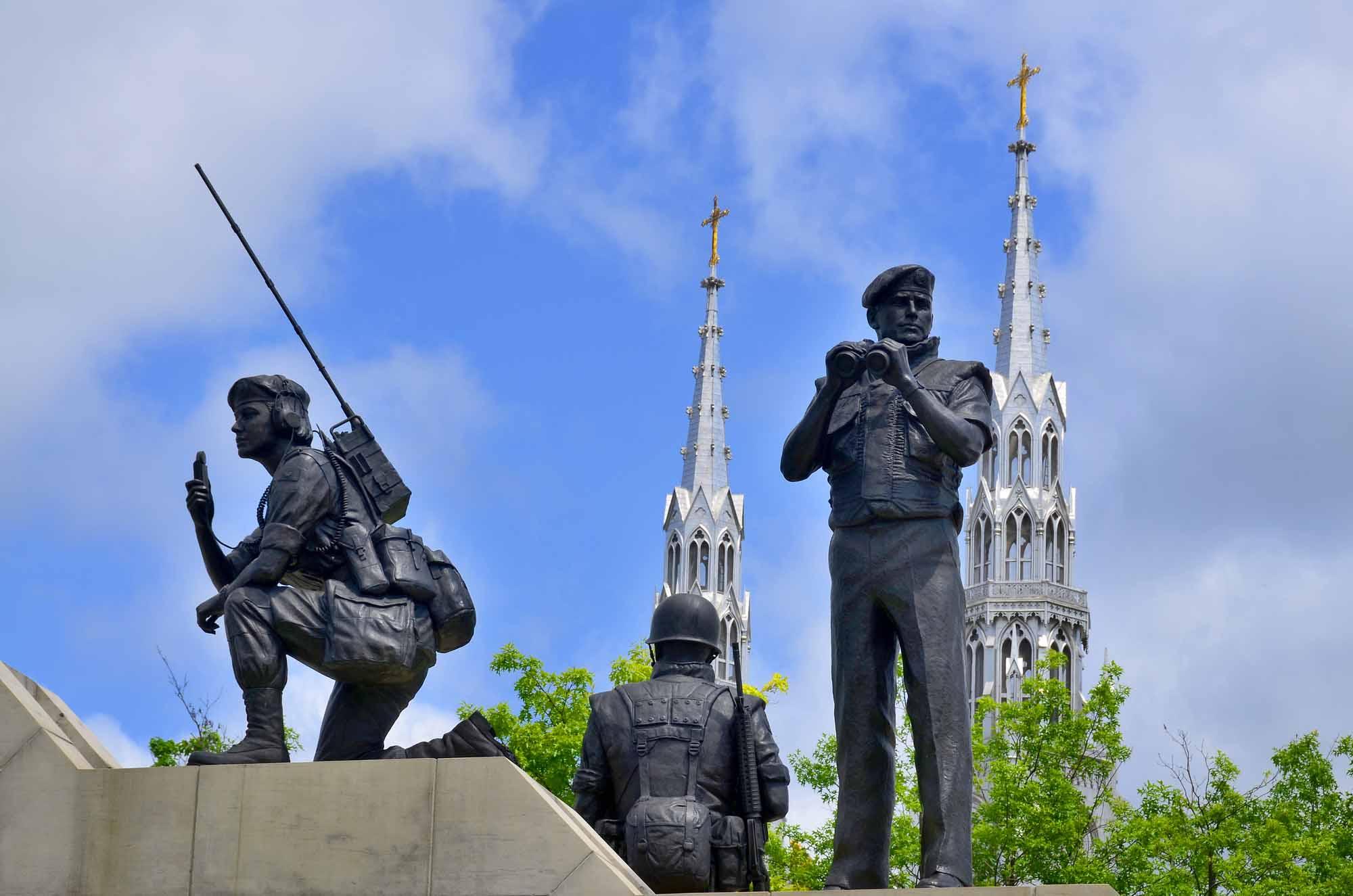 Monument au maintien de la paix