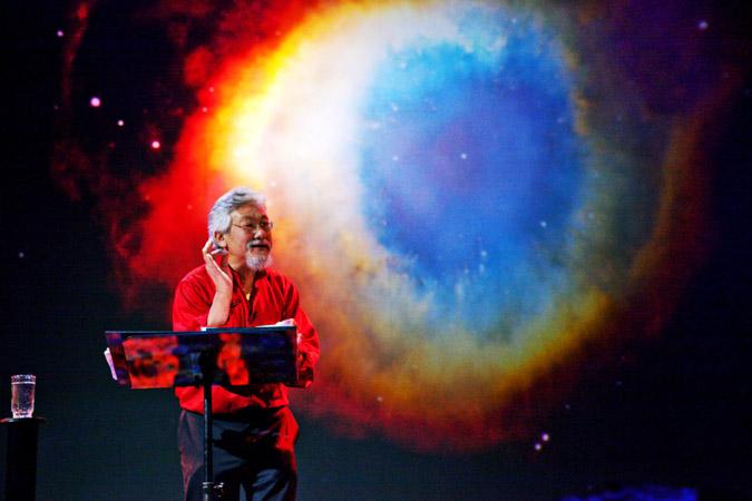 David Suzuki, 2010.