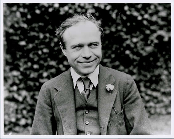 Sir Max Aitken, who later became Lord Beaverbrook.