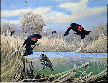 <i>Blackbirds</i>