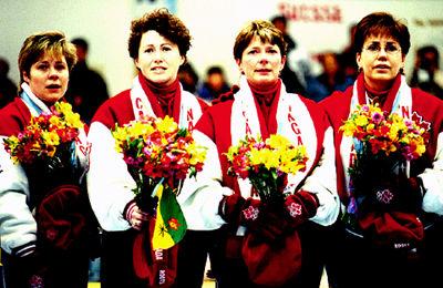 Curling Gold Medal, Nagano
