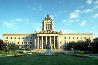 Édifice de l'Assemblée législative du Manitoba