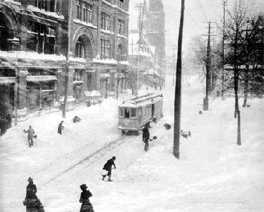 Montréal en 1901