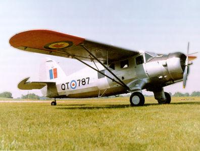 « Noorduyn Norseman », avion de brousse