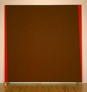 Peinture sans titre, 1980