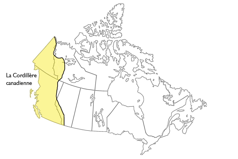 La Cordill\u00e8re canadienne
