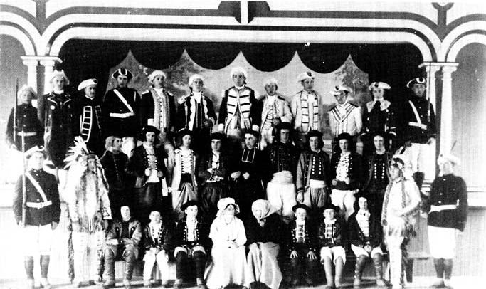 Théâtre acadien