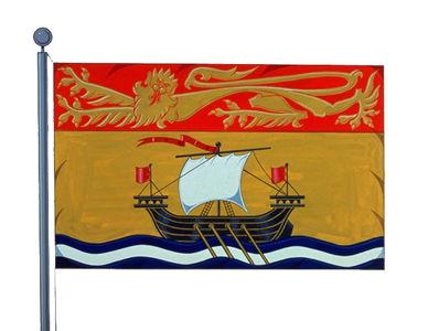 Drapeau du Nouveau-Brunswick