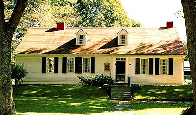 Simeon Perkins House