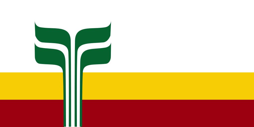 Drapeau des Franco-Manitobains
