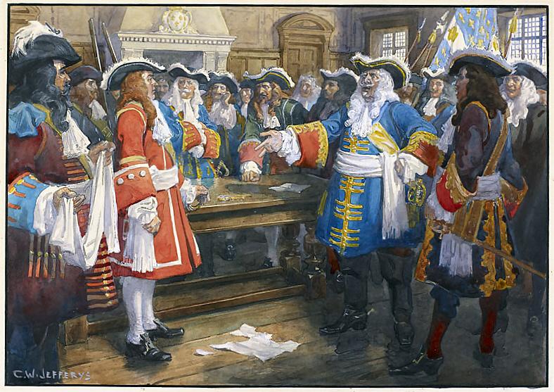 Louis Buade, comte de Frontenac
