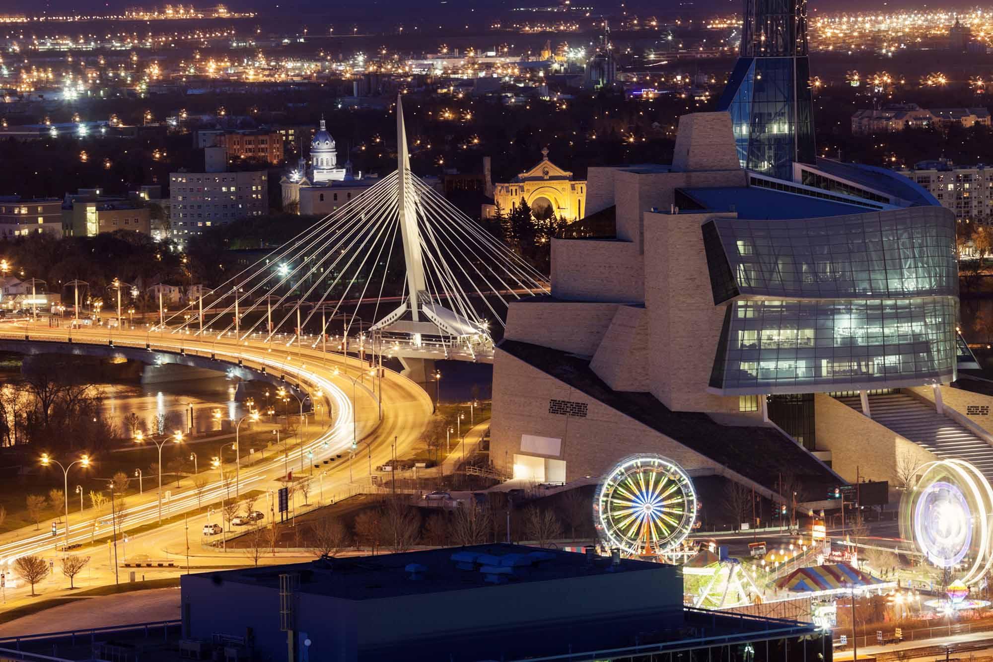 Winnipeg Panorama