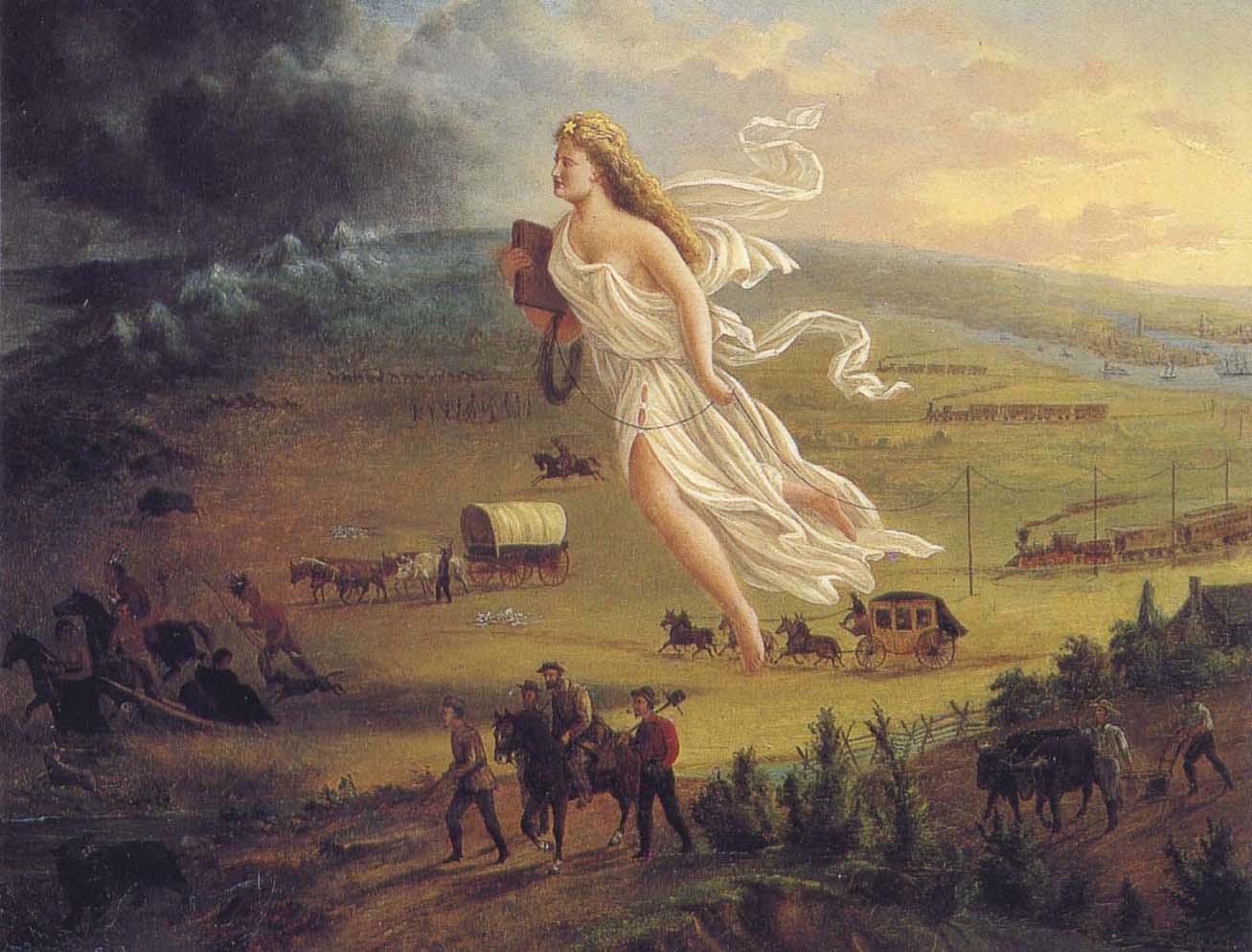 Spirit of the Frontier