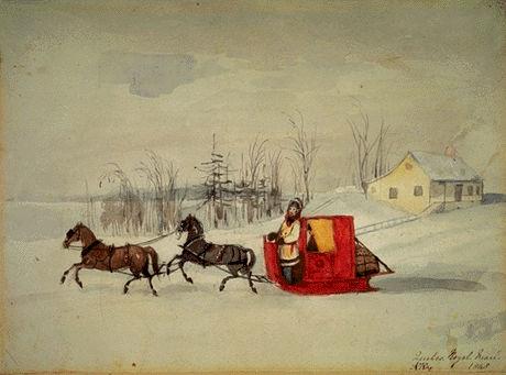 Québec Royal Mail