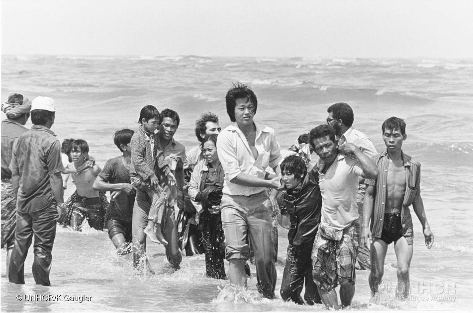 Réfugiés de la mer du Viêt-Nam, 1978