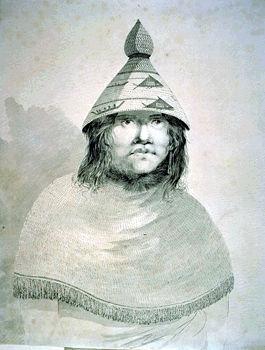 « Nootka Woman »