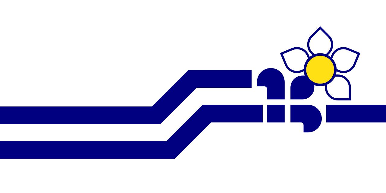 Flag of Francophone of British Columbia