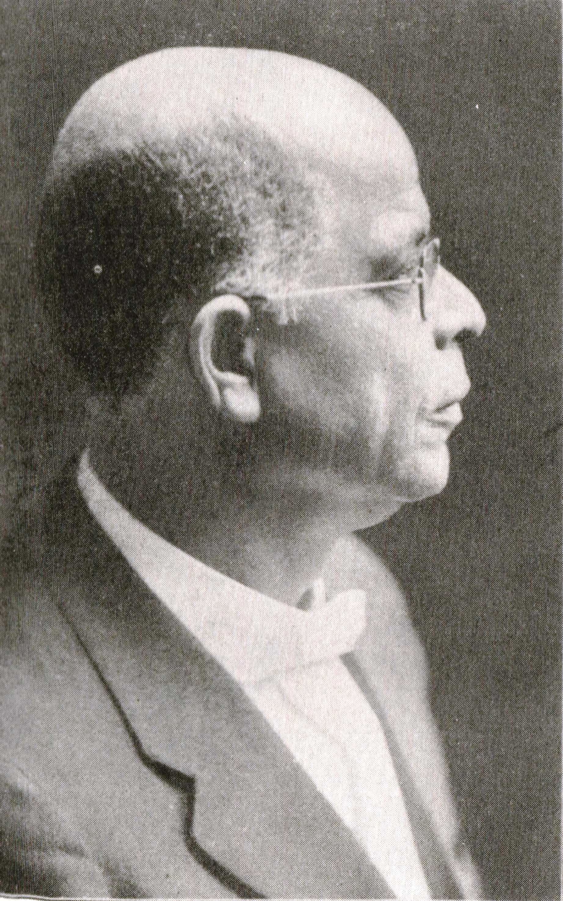 Dr Charles Victor Roman.