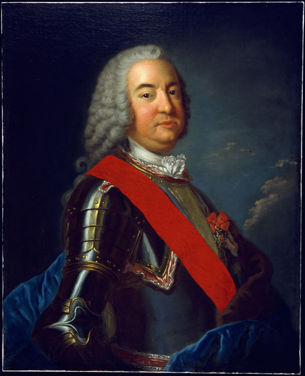 Pierre de Rigaud de Vaudreuil de Cavagnial, Marquis de Vaudreuil