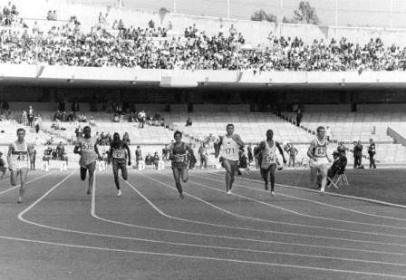 Harry Jerome, 1964 Olympic Games