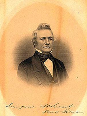David Gibson, c 1850s