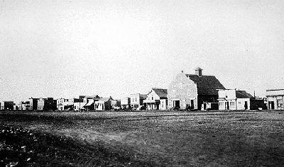 Calgary, en 1885