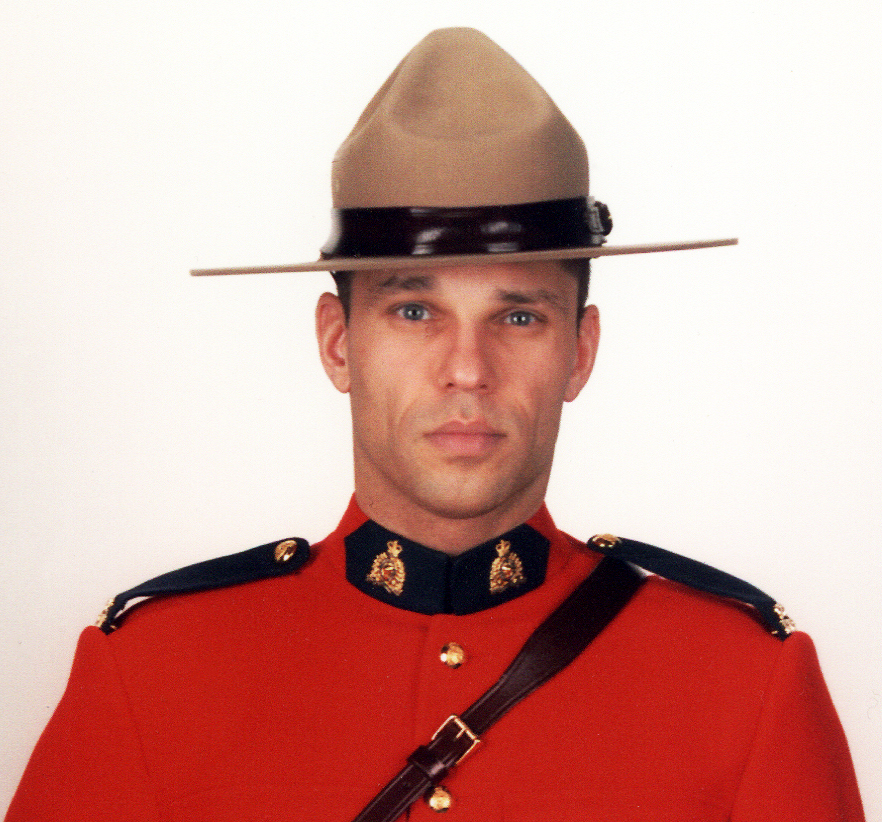 RCMP Constable Fabrice Gevaudan, killed in the Moncton police shootings of June 2014.