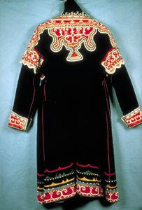Manteau de chef Mi'kmaq