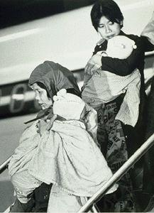 Vietnamiens, réfugiés