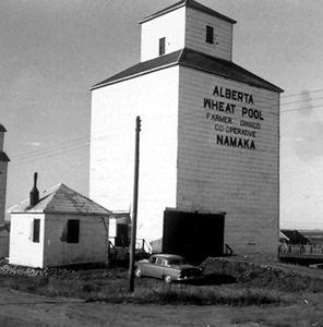 Grain Elevator, Namaka