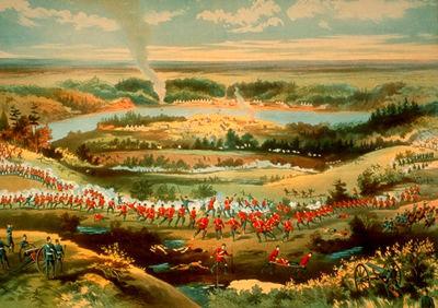 Batailles de Batoche
