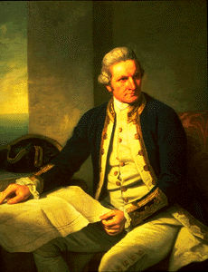 Cook, Captain James