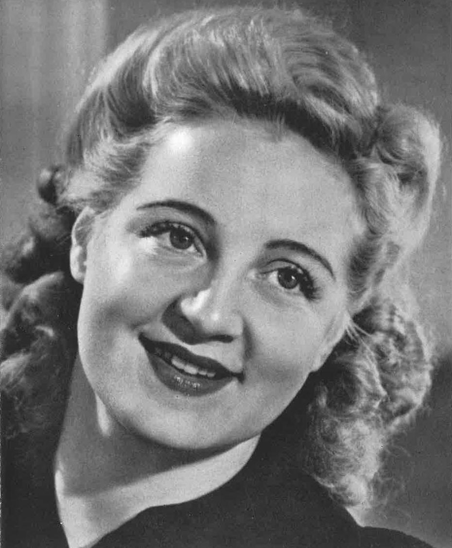 Ann Watt, soprano.
