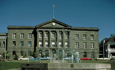 Court House and Gaol