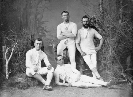 Membres du Tyne Crew, 1871