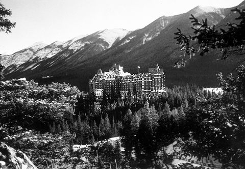 Banff Springs, hôtel