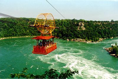 Téléphérique des Chutes Niagara