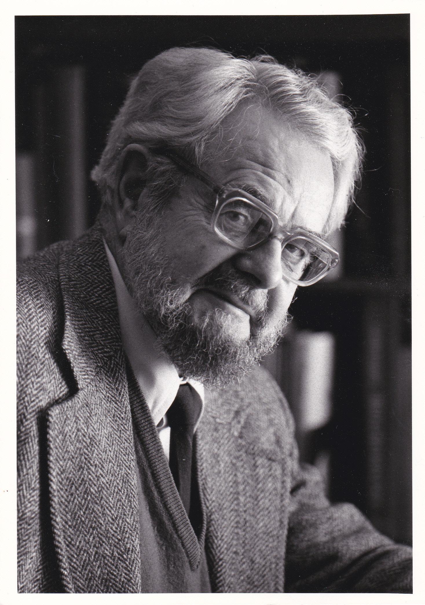 Dr. Kenneth Allan Caldwell Elliott.
