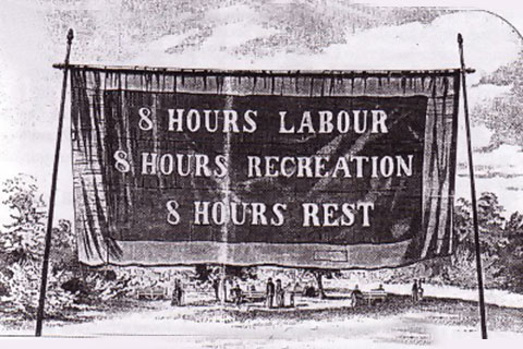 Labour protests