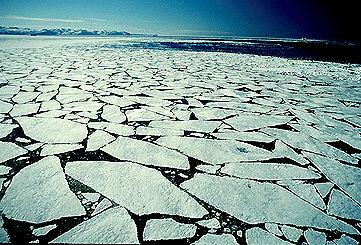 Arctique, débâcle dans l'
